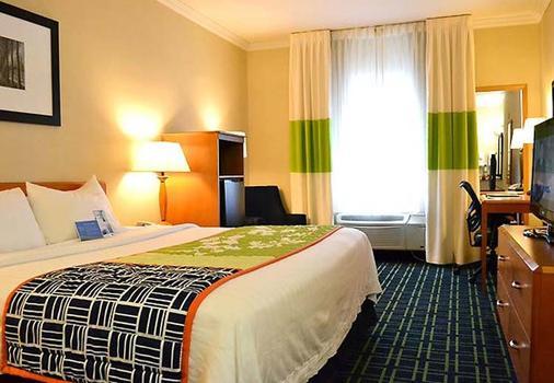 Fairfield Inn by Marriott Seattle Sea-Tac Airport - Seattle - Bedroom