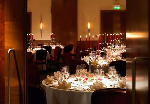 London Marriott Hotel Canary Wharf - London - Banquet hall