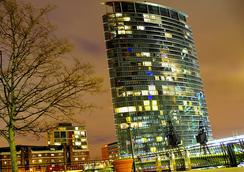 London Marriott Hotel Canary Wharf - London - Bygning