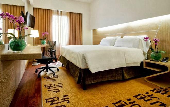 Hilton Garden Inn Rome Claridge - Rome - Chambre
