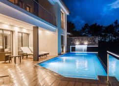 Atlantic Heritage Luxury Villa - Madalena - Piscina