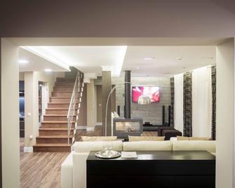 Atlantic Heritage Luxury Villa - Madalena - Living room