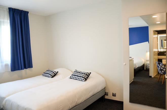 Hotel Origami - Estrasburgo - Habitación