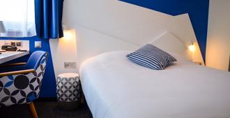Hotel Origami - Strasburgo - Camera da letto