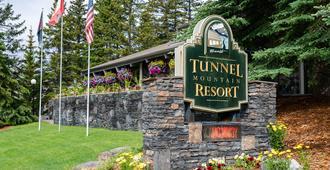 Tunnel Mountain Resort - Banff - Rakennus