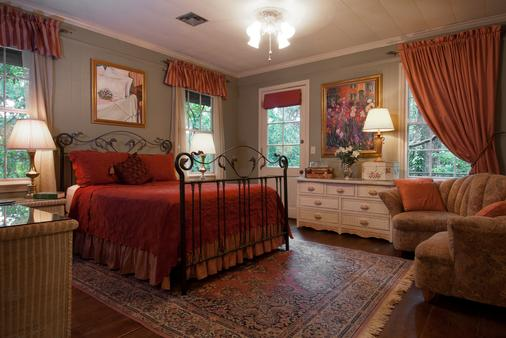 The Stockade Bed and Breakfast - Baton Rouge - Makuuhuone