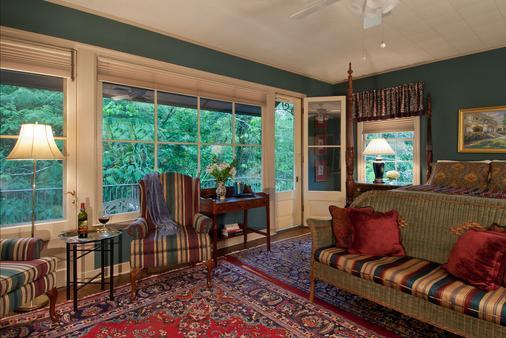 The Stockade Bed and Breakfast - Baton Rouge - Olohuone