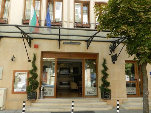 Hotel Niky - Sofia - Rakennus