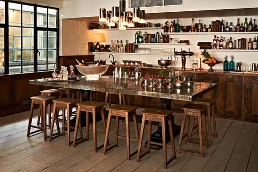Soho House Shoreditch House - London - Bar