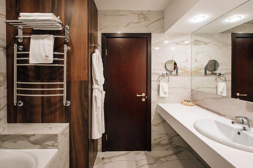 Sun Hotel - Irkutsk - Phòng tắm
