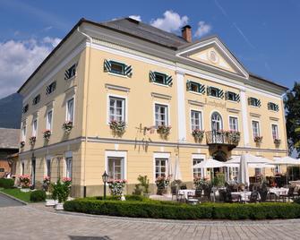 Schloss Hotel Lerchenhof - Hermagor - Gebouw