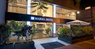 Mariel Hotel Boutique - Lima - Living room