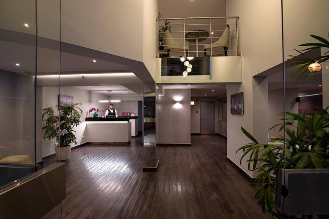 瑪利爾公寓酒店 - 利馬 - 利馬 - 大廳