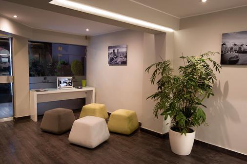 瑪利爾公寓酒店 - 利馬 - 利馬 - 商務中心