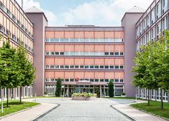 Azimut Hotel Munich - Munique - Edifício