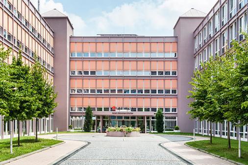 Azimut Hotel Munich - München - Rakennus