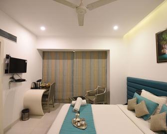 沙蘭南酒店 - 泰恩 - Thāne - 臥室