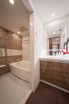 Hotel Axas Nihonbashi - Tokio - Kylpyhuone