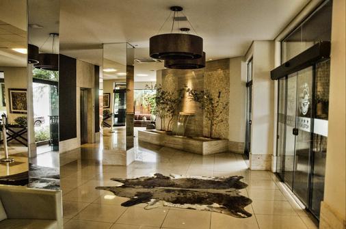 Indaiá Park Hotel - Campo Grande - Lobby