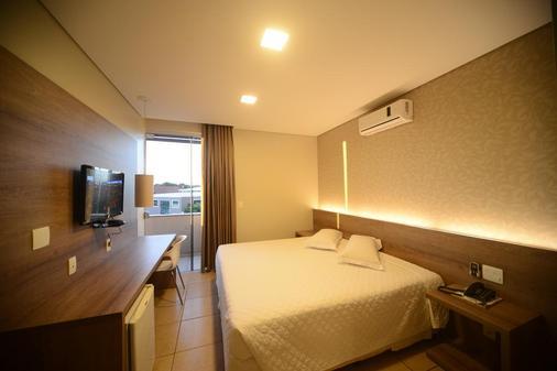 Indaiá Park Hotel - Campo Grande - Bedroom