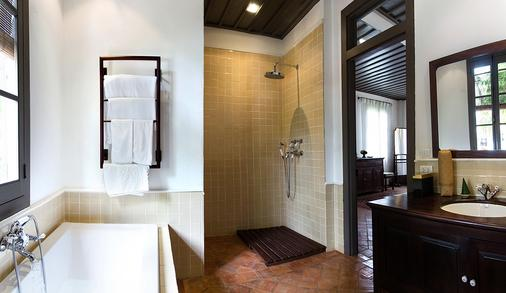 Satri House - Luang Prabang - Bathroom