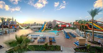 沙姆沙伊赫海藍酒店 - 香榭客 - 沙姆沙伊赫 - 游泳池