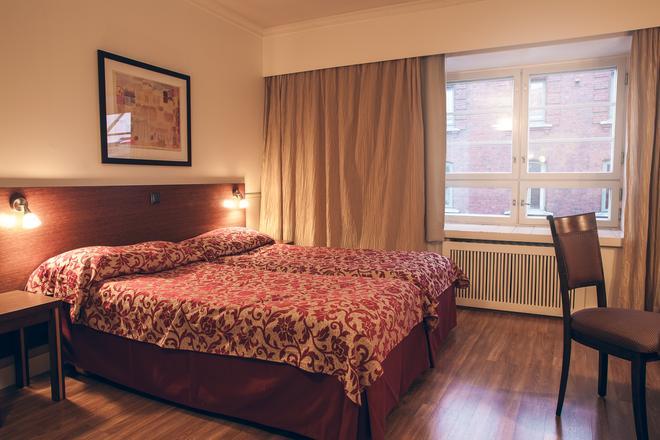 安娜酒店 - 赫爾辛基 - 赫爾辛基 - 臥室
