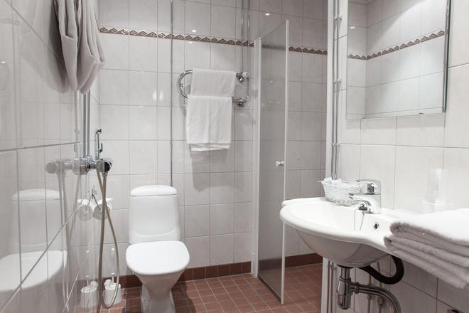 安娜酒店 - 赫爾辛基 - 赫爾辛基 - 浴室
