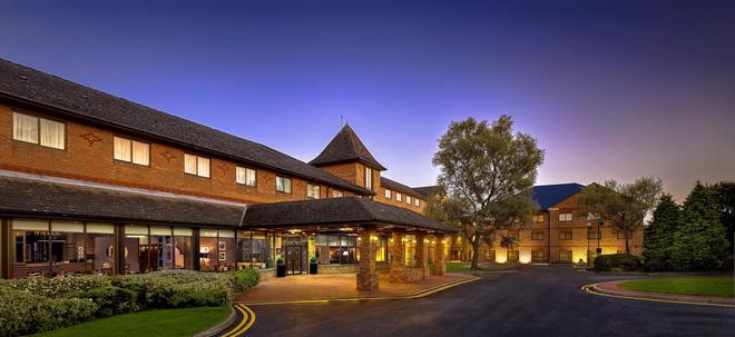 謝菲爾德公園希爾頓逸林酒店 - 雪菲爾 - 謝菲爾德 - 建築