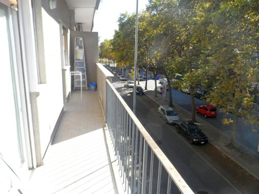 Archita Guest House & Apartment - Bari - Balcony