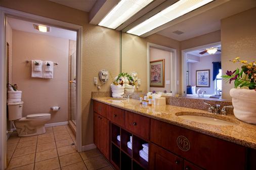 Westgate Palace a Two Bedroom Condo Resort - Orlando - Bathroom