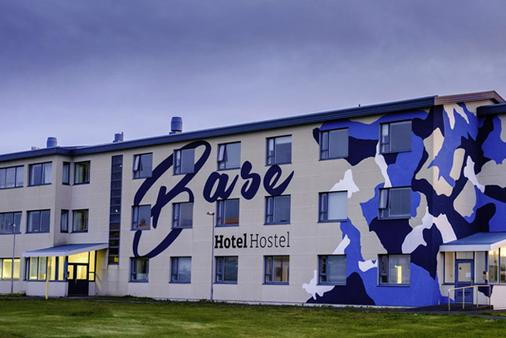 Base Hotel by Keflavik Airport - Κέφλαβικ - Κτίριο