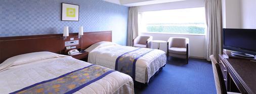 索拉利亞西鐵飯店 - 福岡 - 臥室