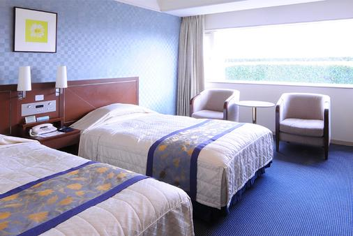Solaria Nishitetsu Hotel Fukuoka - Fukuoka - Makuuhuone