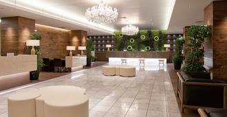 Solaria Nishitetsu Hotel Fukuoka - Fukuoka - Resepsjon