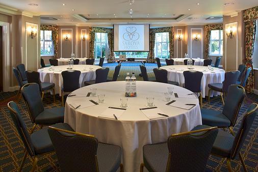 The Bull Hotel - Gerrards Cross - Banquet hall