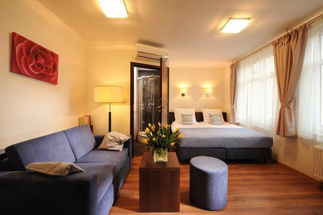 Armon Residence - Krakova - Makuuhuone
