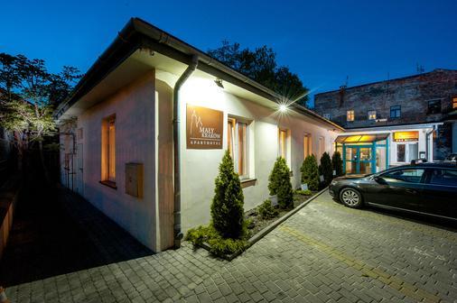 Maly Krakow Aparthotel - Krakow - Building