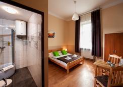 Station Aparthotel - Krakow - Living room