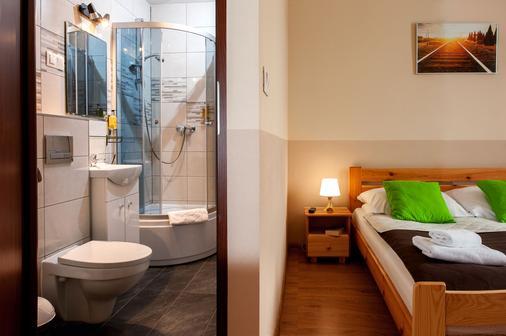 Station Aparthotel - Krakow - Bathroom