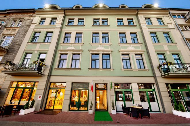 Plaza Boutique Hotel - Krakow - Toà nhà