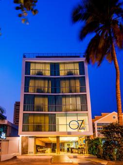 Oz Hotel - Cartagena - Toà nhà