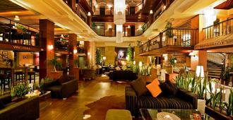 Grand Hotel Boutique - Rzeszów - Hall