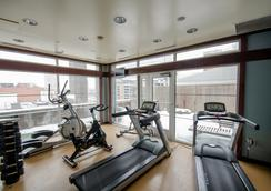 Hotel Metro - Milwaukee - Gym