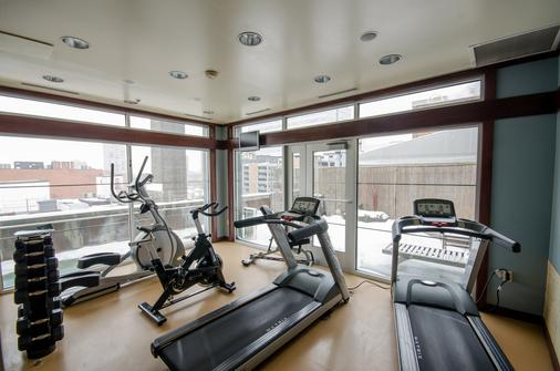 Hotel Metro - Milwaukee - Gym
