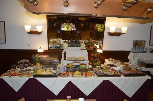 柏林蒂爾加滕酒店 - 柏林 - 柏林 - 自助餐