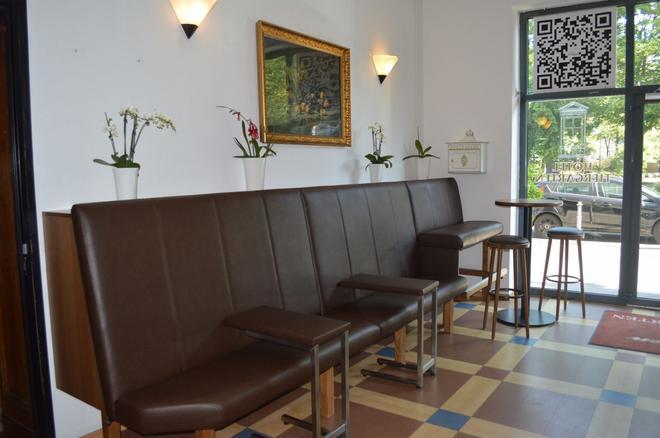 柏林蒂爾加滕酒店 - 柏林 - 柏林 - 大廳