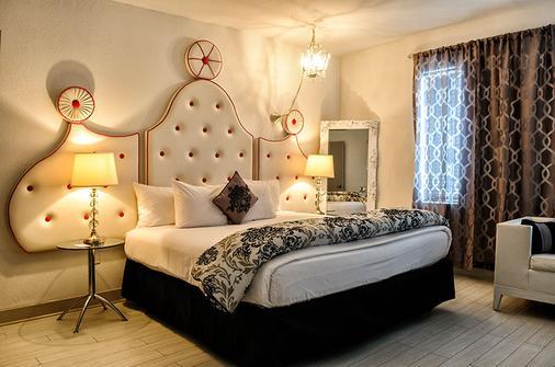 Whitelaw Hotel - Bãi biển Miami - Phòng ngủ