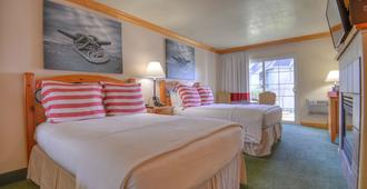 Beach Retreat & Lodge at Tahoe - South Lake Tahoe - Kamar Tidur