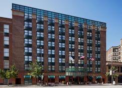 Hotel Cleveland Gateway - Cleveland - Rakennus